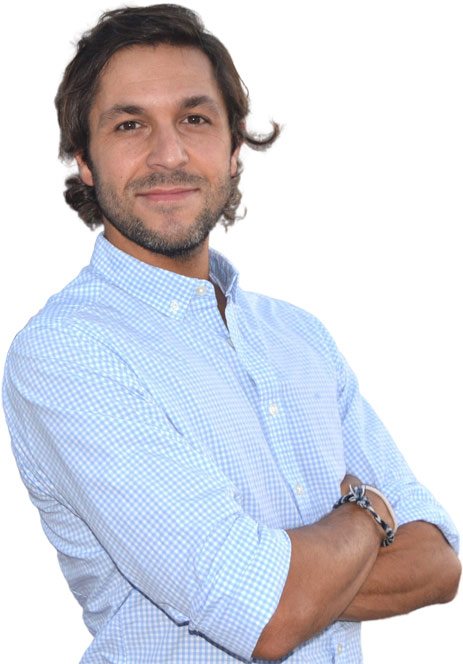 Borja Girón creador tienda online